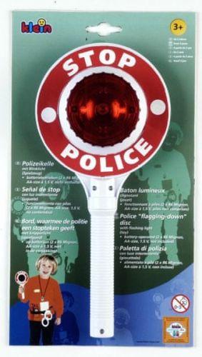KLEIN Policejní terčík na baterie cena od 179 Kč