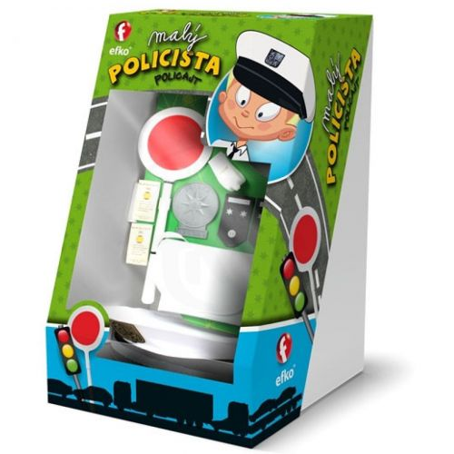 EFKO Malý policista box
