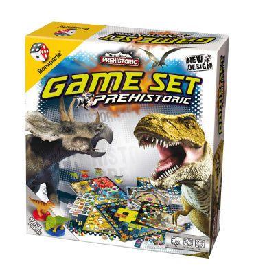 Hra Prehistoric