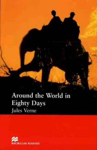 Macmillan Readers Around the World in Eighty Days - Jules Verne cena od 80 Kč