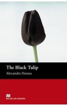 Macmillan Readers The Black Tulip - Alexandre Dumas cena od 92 Kč