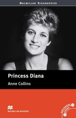 XXL obrazek Collins Anne: Princess Diana T. Pack with gratis CD