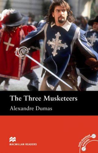 Macmillan Readers The Three Musketeers+CD - Alexandre Dumas cena od 168 Kč