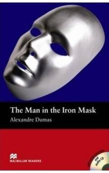 Dumas Alexandre: Man in the Iron Mask T. Pack with gratis CD cena od 168 Kč