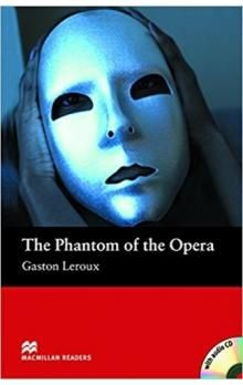 Gaston Leroux: Phantom of the Opera T. Pack with gratis CD cena od 159 Kč