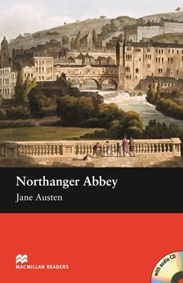 Austen Jane: Northanger Abbey T. Pack with gratis CD cena od 168 Kč