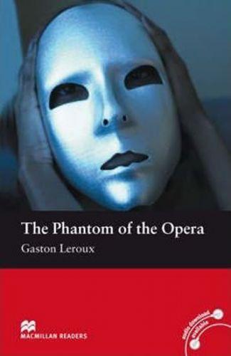 Macmillan Readers The Phantom of the Opera - Gaston Leroux cena od 94 Kč
