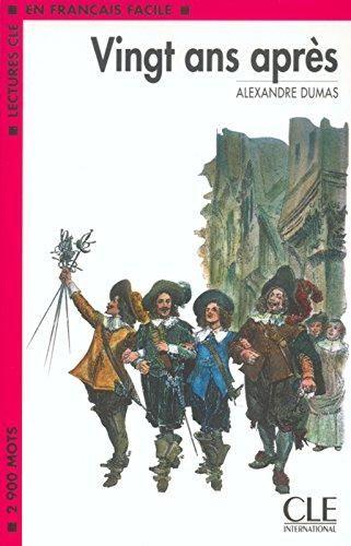 Vingt ans aprés - Alexandre Dumas cena od 59 Kč