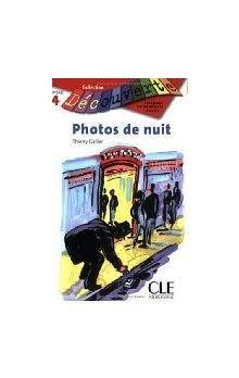 Gallier Thierry: Photos de nuit cena od 94 Kč