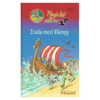 Thilo: Magický ostrov Zrada mezi Vikingy cena od 158 Kč