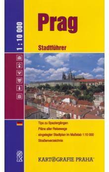 Vladimír Janoušek: Prah Stadtführer 1:10 000 cena od 72 Kč