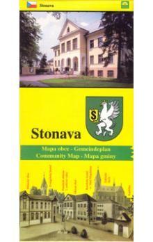 3A Design Stonava - AAA mapa obce cena od 16 Kč