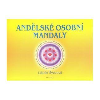 Libuše Švecová: Andělské osobní mandaly cena od 138 Kč