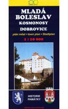 Mladá Boleslav 1:10 000 ŽAKET cena od 28 Kč