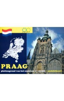 Žaket Praag plattengrond van het centrum 1:15 000 + ansi cena od 26 Kč