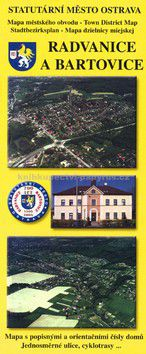 3A Design Radvanice a Bartovice mapa cena od 16 Kč