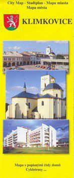 3A Design Klimkovice mapa města 2003 cena od 22 Kč