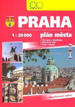 Žaket Praha knižní plán 2009 cena od 109 Kč