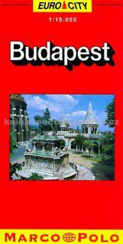 Marco Polo Budapest 1:15 000 cena od 0 Kč