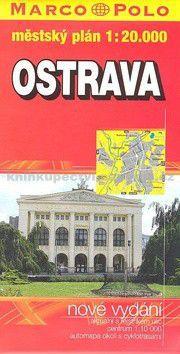 Ostrava 1:20 000 cena od 41 Kč