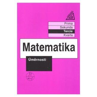 Jiří  Heřman: Matematika pro nižší třídy víceletých gymnázií - Úměrnosti cena od 77 Kč