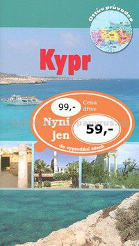 Ottovo nakladatelství Kypr cena od 46 Kč