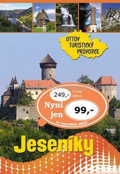 Ottovo nakladatelství Jeseníky Ottův turistický průvodce cena od 57 Kč