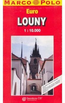 Marco Polo Louny 1:10 000 cena od 34 Kč