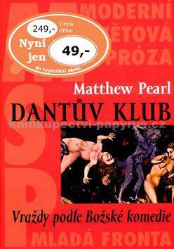 Mladá fronta Dantův klub cena od 291 Kč
