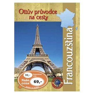 Ottovo nakladatelství Ottův průvodce na cesty Francouzština cena od 55 Kč