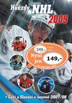 Hvězdy NHL 2009 + Česi a Slováci v sezoně 2007/08 cena od 300 Kč