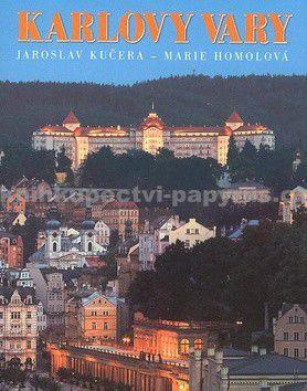 Marie Homolová: Karlovy Vary cena od 0 Kč