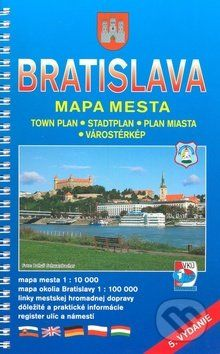 VKÚ Bratislava cena od 120 Kč