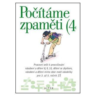 Jiří Volf: Počítáme zpaměti 4 pro 3. ročník ZŠ cena od 27 Kč