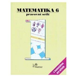 Josef Molnár: Matematika 6 Pracovní sešit 1 s komentářem pro učitele cena od 59 Kč