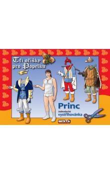 Princ - vystřihovánka cena od 40 Kč