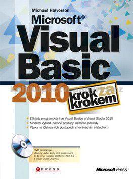 Michael Halvorson: Microsoft Visual Basic 2010 cena od 388 Kč