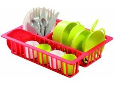 ECOIFFIER Odkapávač s nádobím, 30 cm, velký cena od 0 Kč