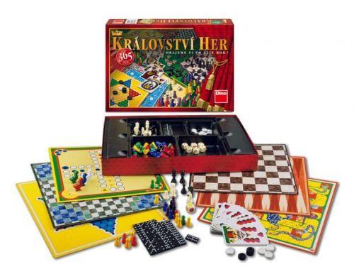Království her - 365 her cena od 399 Kč