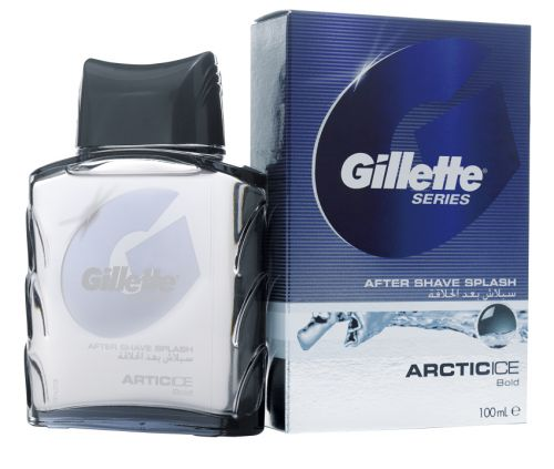 Gillette Series voda po holení Arctic Ice