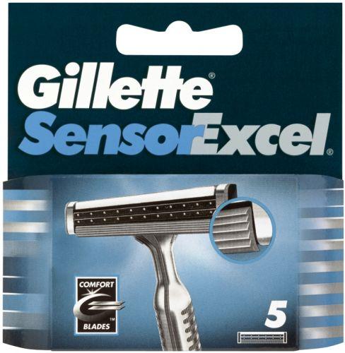Gillette Sensor Excel cena od 156 Kč