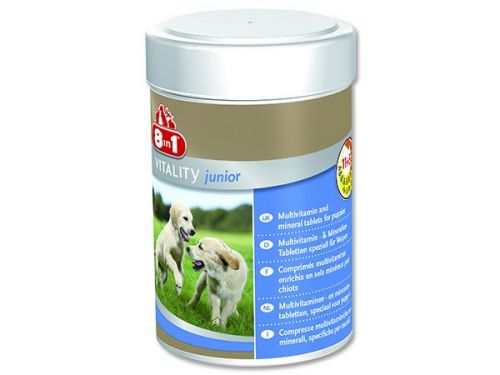 8 IN 1 Multi Vitamin Tablets Puppy 100tbl. (A4-105640)