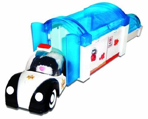 SMART LIFE Policejní auto a stanice Smartlife
