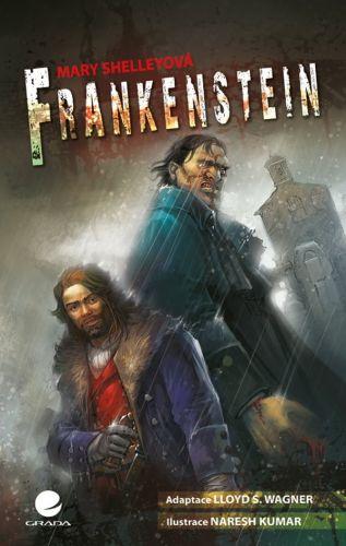 Shelley Mary: Frankenstein cena od 0 Kč