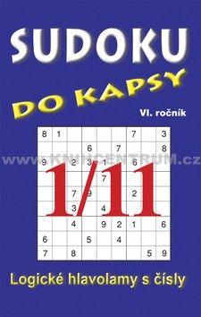 TELPRES Sudoku do kapsy 1/11 cena od 20 Kč