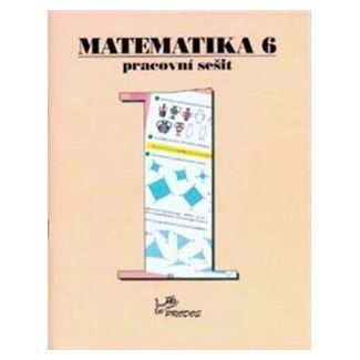 Josef Molnár: Matematika 6 Pracovní sešit 1 cena od 42 Kč
