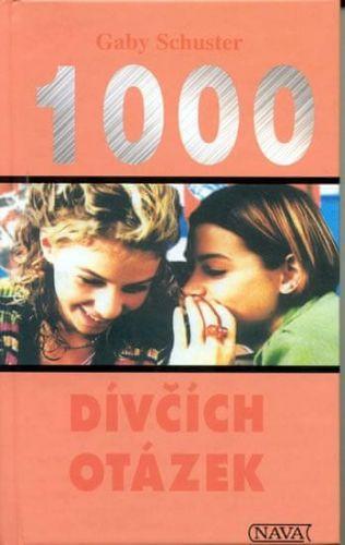 NAVA 1000 dívčích otázek cena od 169 Kč