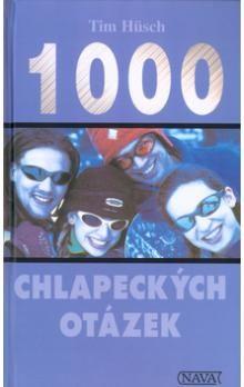 NAVA 1000 chlapeckých otázek cena od 188 Kč