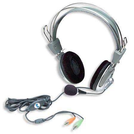 Manhattan Stereo sluchátka s mikrofonem