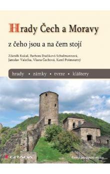 Hrady Čech a Moravy cena od 268 Kč